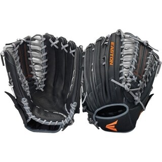 Easton A130529LHT Outfield Baseball Glove, 12.75