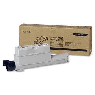 Xerox 106R01221 Xerox High Capacity Black Toner Cartridge - Black - Laser - 1 Each