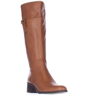 Franco Sarto Lizbeth Riding Boots, Whiskey Brown