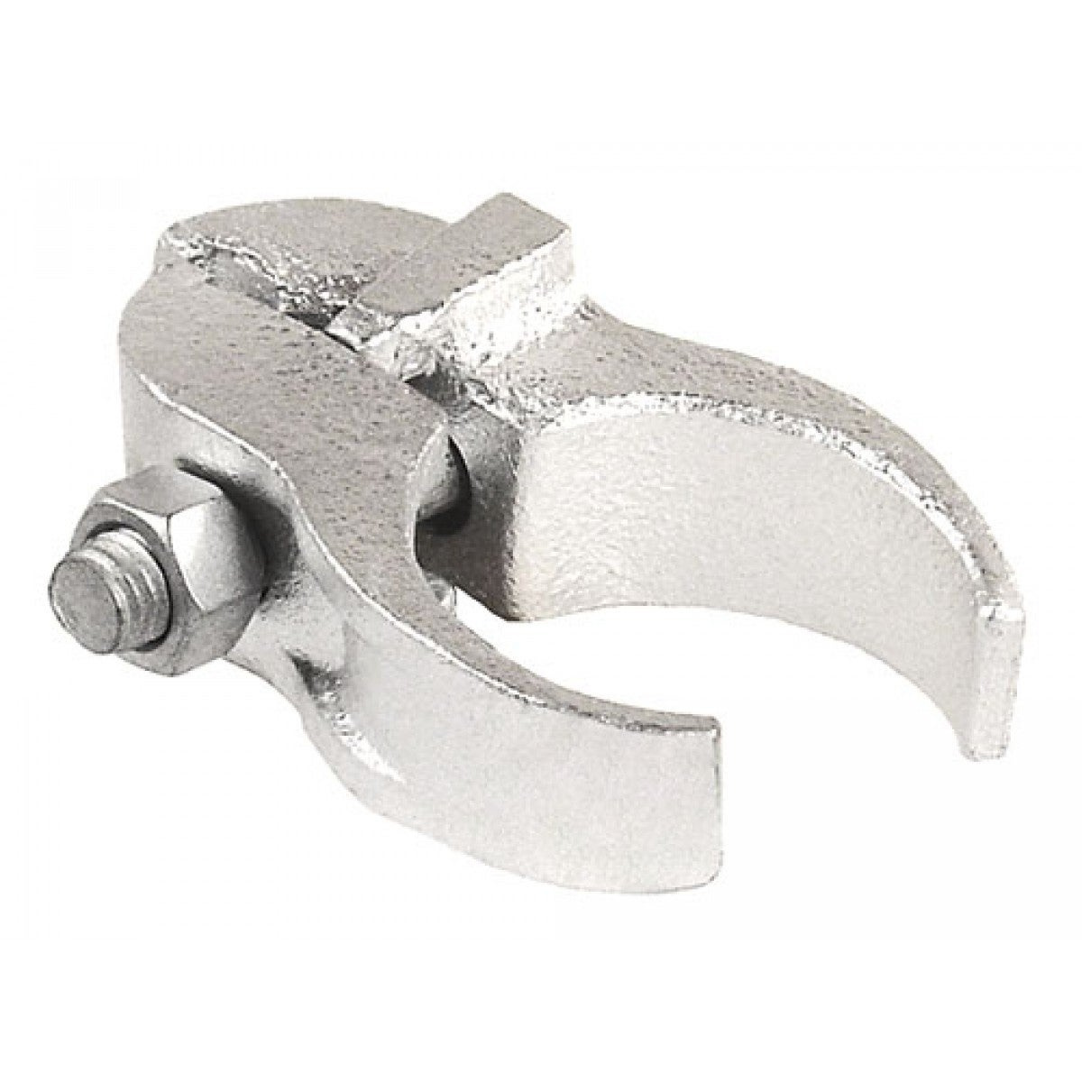 10 Pcs, 3/4 in. Parallel Beam Conduit Clamp, Zinc Plated Iron