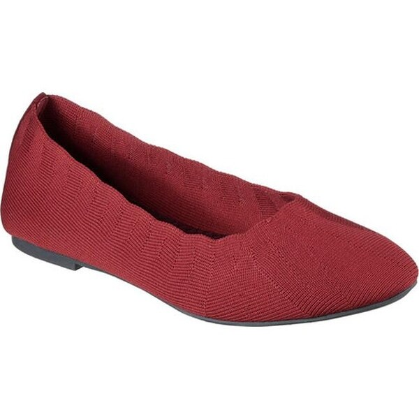 Skechers Women's Cleo Bewitch Casual Ballet Flats from