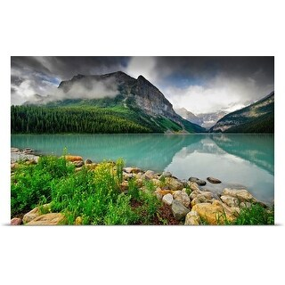 Poster Print entitled Lake Louise, Canada