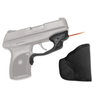 Crimson Trace Red Laserguard For Ruger Lc9 Lc9s Lc9s Pro & Lc380 - Lg-412