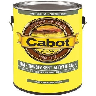 Cabot Deep Bs S/T Stain