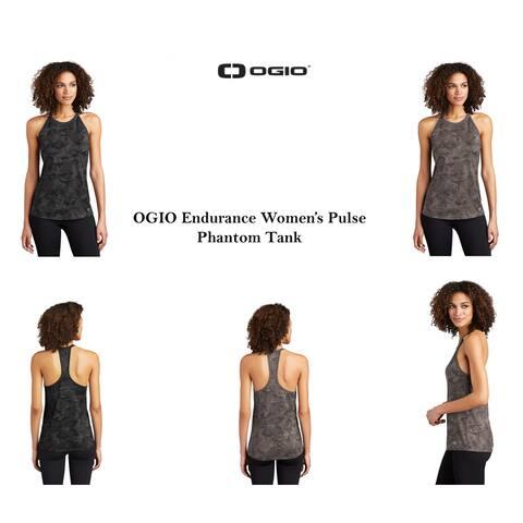 OGIO Endurance Women's Pulse Phantom Tank