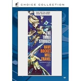 Have Rocket, Will Travel DVD Movie