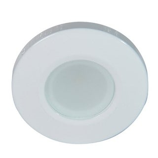 Lumitec Orbit Flush Mount Down Light Spectrum RGBW - White Housing Orbit Flush Mount Down Light Spectrum RGBW - White Housing