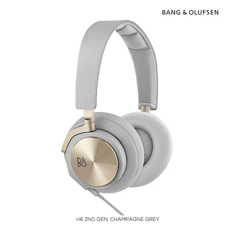 B&O PLAY by Bang & Olufsen BeoPlay H6 Over-Ear Headphones 2nd Generation - Thumbnail 4
