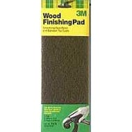 3M 7415NA Wood Finishing Pad 4.5''X11''