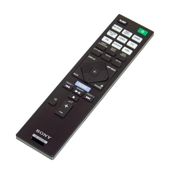 OEM Sony Remote Control Originally Shipped With: STR-DH770, STRDH770