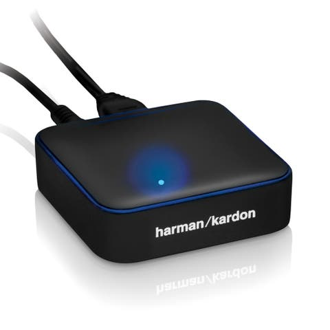 Harman Kardon BTA 10 Bluetooth Wireless Adapter for Home Theater Systems - Black