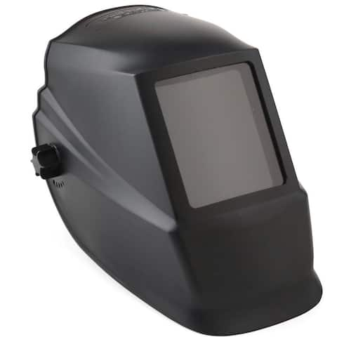"Lincoln Electric K2800-1 Passive Welding Helmet with #10 Lens, 4.5"" x 5.25"""