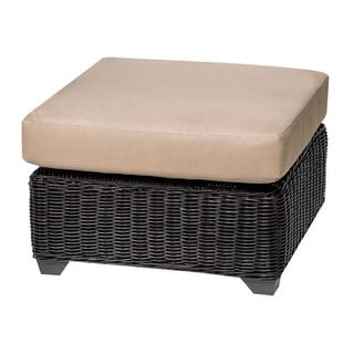 "Miseno TKC050B-O Miseno TKC050B-O 28"" Outdoor Ottoman - Wheat"