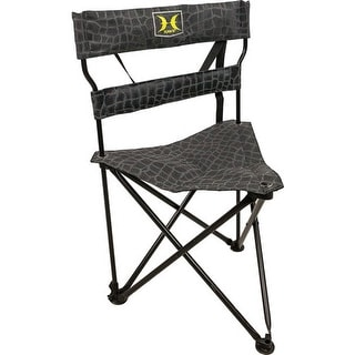 Hawk 3100 Hawk Blind Chair Stealth Tri Stool