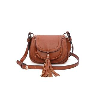 Buy Brown, Fabric Crossbody   Mini Bags Online at Overstock.com ... 4c5f3c8721