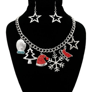 Christmas Holiday Necklace