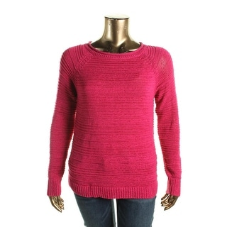 American Living Womens Casual Boatneck Pullover Sweater