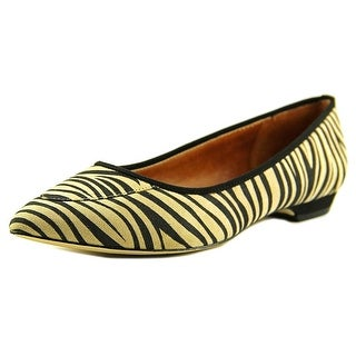 Ann Marino by Bettye Muller Stride Women Pointed Toe Synthetic Flats