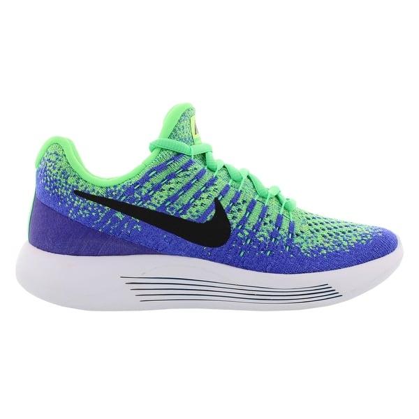 separation shoes c2c06 846c8 Shop Nike Lunarepic Low Flyknit 2 Gs Running Boy's Shoes ...