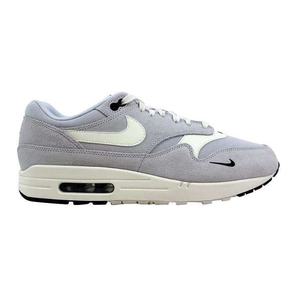 best cheap e02fa bcf62 Nike Men  x27 s Air Max 1 Premium Pure Platinum Sail-Black