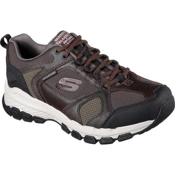 best website 45233 baa10 Skechers Men  x27 s Relaxed Fit Outland 2.0 Trail Shoe Brown Black