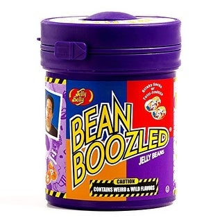 Jelly Belly BeanBoozled Mystery Candy Game 3.5 oz each (4 Items Per Order)