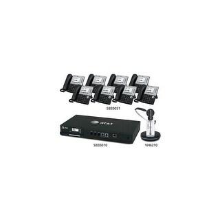 AT&T SB35010 plus 8x SB35031 plus 1x VH6210 Analog Gateway
