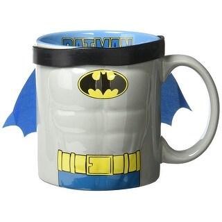 Batman Character 20oz Mug with Cape