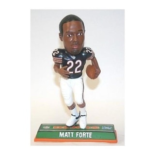 """Chicago Bears 10"""" NFL Bobble Head Matt Forte Limited Numbered Edition"""