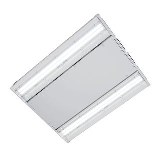 "Metalux VHBLED-LD1-12-W-UNV-L850-CD1-U VHB 1-Light 18-7/8"" Wide LED High Bay - 1200 Lumens / 5000K"