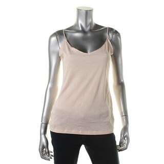 Zara Collection Womens V-Neck Shell Camisole