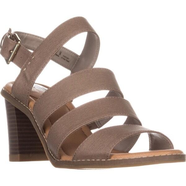 Dr. Scholls Parkway Strappy Comfort Sandals, Taupe - 9 us / 39 eu