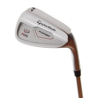 New TaylorMade RSi TP Forged Pitching Wedge KBS Tour Stiff Steel RH