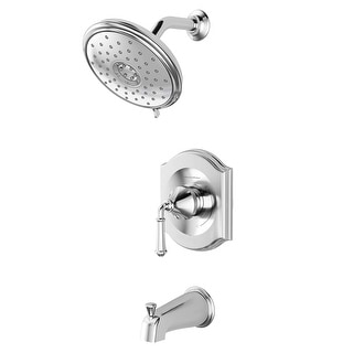 American Standard TU415.502  Portsmouth Tub and Shower Trim Package with 1.8 GPM Multi Function Shower Head