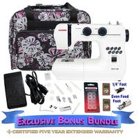 Janome SUV1108 Sewing Machine with Bonus Bundle