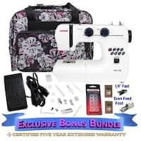 Janome SUV1108 Sewing Machine with Bonus Bundle