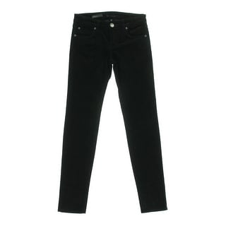 Kut From The Kloth Womens Diana Corduroy Flat Front Skinny Pants