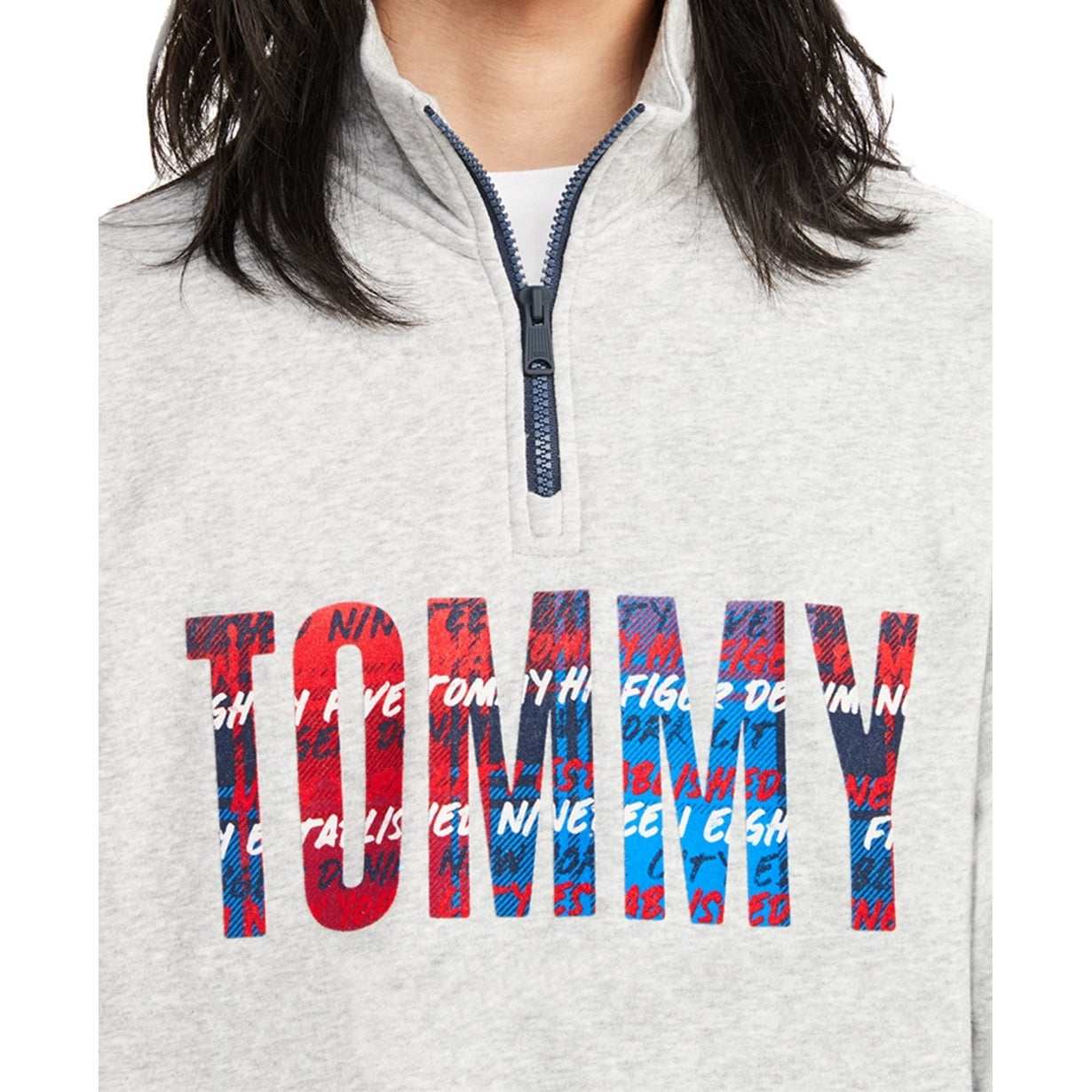 Details about  /Tommy Hilfiger Men/'s Full Zip Logo Indoor Outdoor Casual Jacket $0 Free Ship