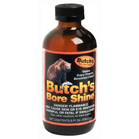 Lyman 02953 lyman butch's bore shine 8oz. bottle