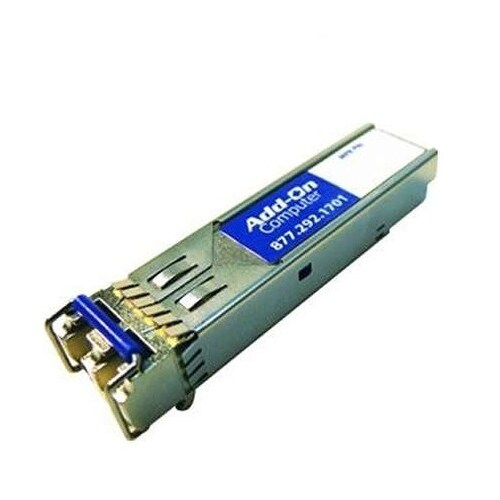 Addon Linksys Mgbsx1 Compatible Taa Compliant 1000Base-Sx Sfp Transceiver