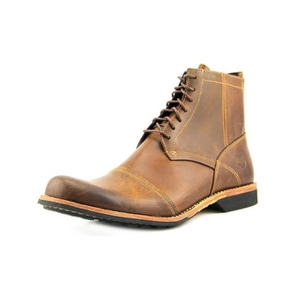 """Timberland Earthkeepers City 6"""" Men Round Toe Leather Boot"""