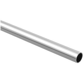 Stanley Home Designs BB8182-6 6 Foot Long Closet Rod with 1.3125 Inch Diameter