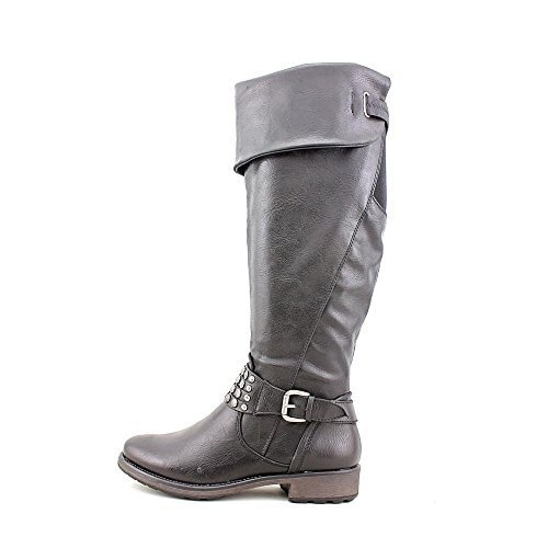 Bare Traps Womens Shally Closed Toe Knee High Fashion Boots