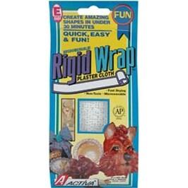 """Rigid Wrap Plaster Cloth 4""""X180""""- Activa"""