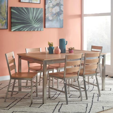 Sheffield 7 Pc. Dining Set by Home Styles