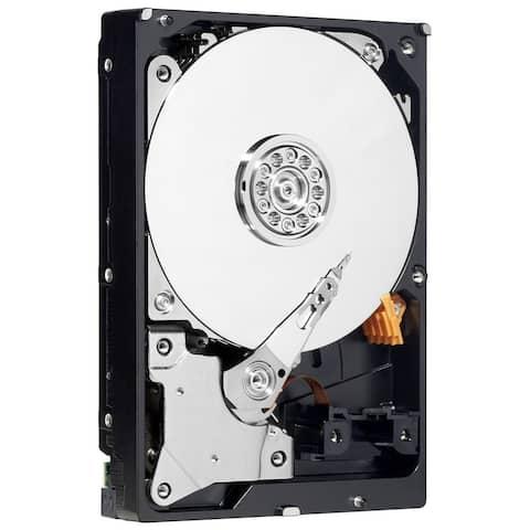 "Western Digital Black 500GB 7200 RPM 3.5"" SATA 6Gb/s Hard Drive - Silver - 5.8 x 4 x 1 inches"