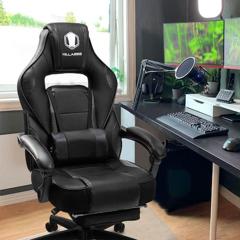 TiramisuBest Gaming Chair Reclining Racing Computer Office Chair