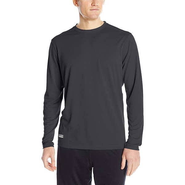 2d7cc1f398d5 Shop Under Armour Men s Tactical UA Tech Long Sleeve T-Shirt (Black ...