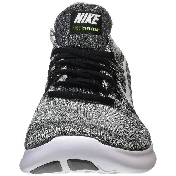 tendono Disagio Deserto  Shop Nike Mens Free RN Flyknit 2017 Low Top Lace Up Trail Running Shoes -  Overstock - 25752495