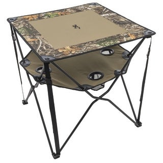 Browning Double Barrel Table